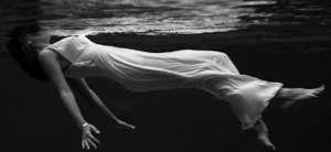 image: underwater fashion