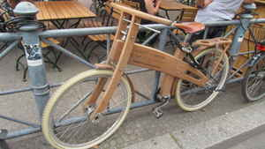 img  bicycle of noble wood for noble people