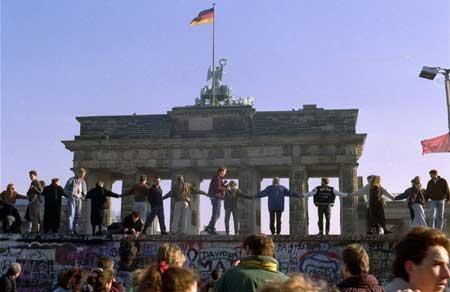 img  Berlín 1989: Cae un muro.